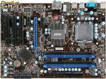 MSI P43-C51, Intel P43, увеличенное изображение.