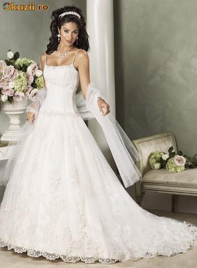 Свадебные платья на любой вкус в салоне Lorange в Новосибирске.