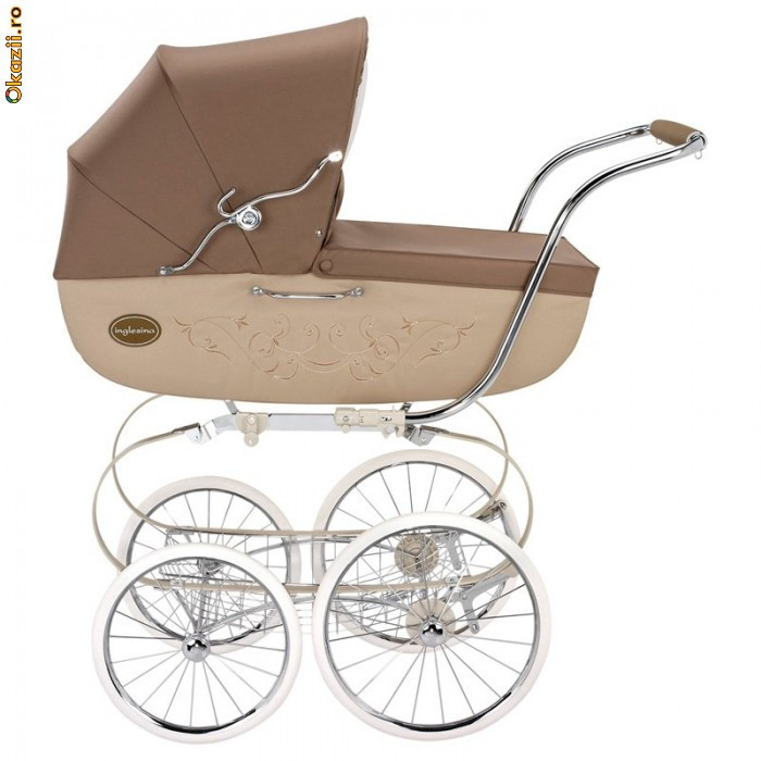 Детская коляска, люлька Inglesina CLASSICA с.